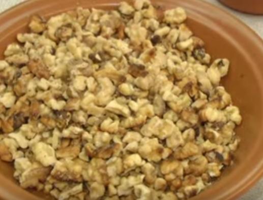 запаренная пшеница