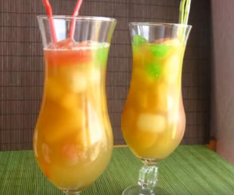 приготовить безалкогольные коктейли в домашних условиях рецепты с