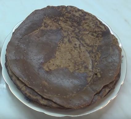 Рецепт Печёночный торт: видео-рецепт