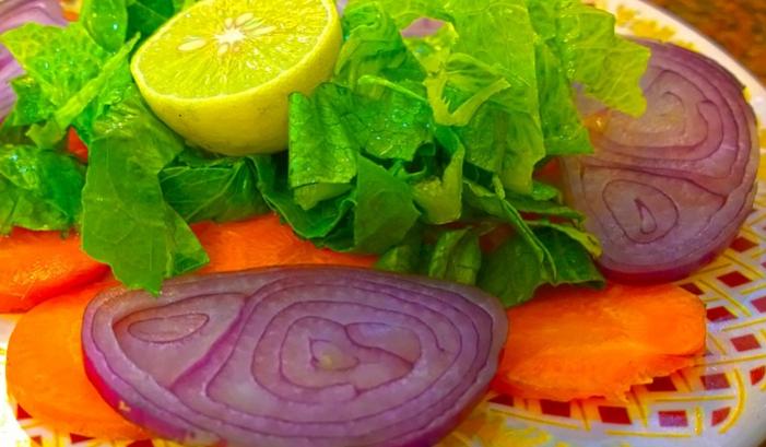 Здоровый образ жизни: пять цветов здоровья каждый день