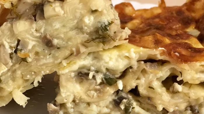 Пирог из лаваша с разными начинками рецепты с фото