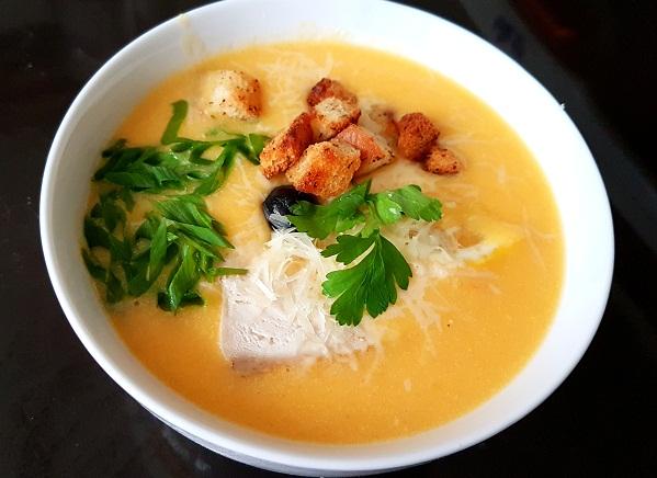 как приготовить суп из тыквы