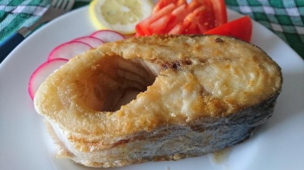 стейк из пангасиуса