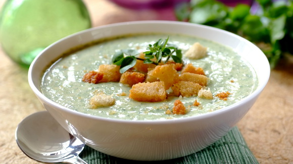 йогуртовый суп