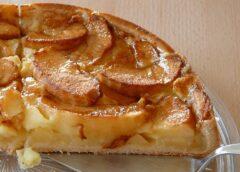 Простые рецепты яблочного пирога на бездрожжевом тесте