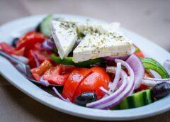 3 Рецепта греческого салата и тонкости его приготовления
