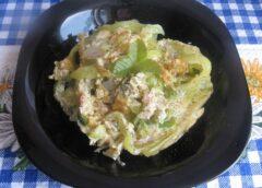 Привет Италия — Фриттата с брокколи и болгарским перцем